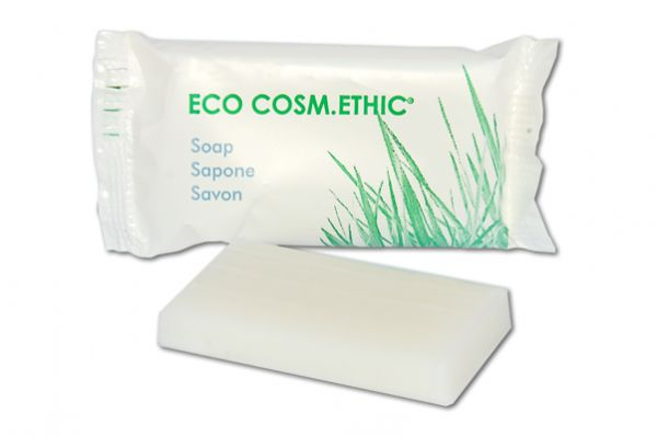 Saponette Flow Pack 15gr - Ecologico - Linea Eco Cosm.Ethic